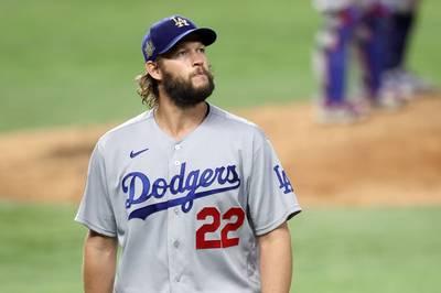 克蕭好投創紀錄 道奇揮別陰霾聽牌 今日MLB戰績