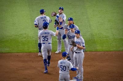 MLB》忘掉前役遭逆轉的痛 道奇力退光芒率先聽牌