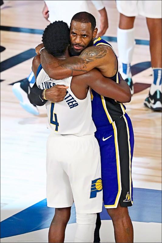 NBA季後補強1》湖人霸業添保險 揪溜馬一哥抱團
