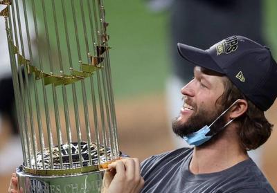 MLB》這條路走了13年 現代神獸克蕭終於圓了冠軍美夢(影音)
