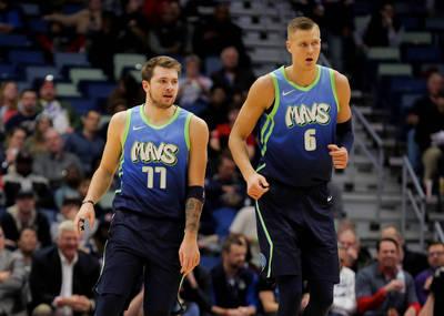 NBA》達拉斯要找第三名球星!東契奇、波辛傑斯外全員可交易