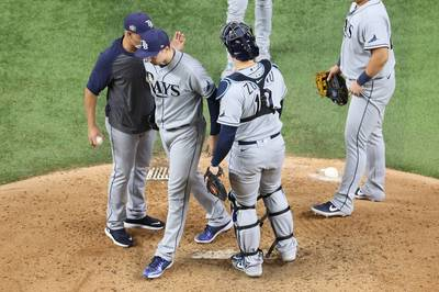 MLB》不被信任導致輸球 光芒王牌賽後直言:我非常失望與難過