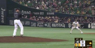 日職》好扯!被陳偉殷抓到 日本最速男仍盜出歷史紀錄(影音)