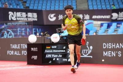 世界杯桌球賽》力戰6局敗北  林昀儒連兩年栽在世界球王手上