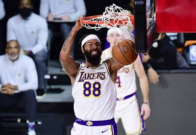 NBA》想和弟弟去同一隊  湖人恐留不住冠軍大前鋒