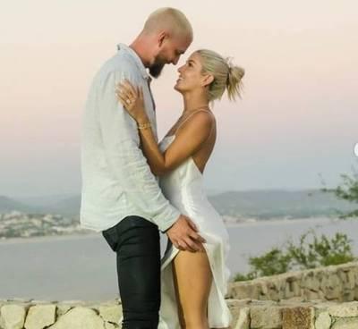 NBA》遇嚴重車禍又被老鷹釋出 「高富帥」喜娶正妹新娘