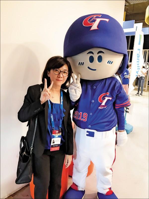 陳昭如專訪系列3》期待職棒工作環境 更多女性參與