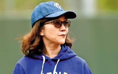 陳昭如專訪系列1》金融女強人 意外的野球人生