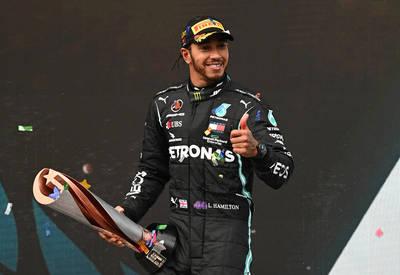 賽車》遲來的爵士頭銜!傳F1七冠王車手漢米爾頓將獲殊榮