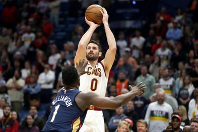 NBA》騎士重建要送走「愛神」?  外媒分析三個未來歸宿