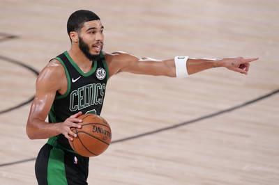 NBA》獲綠衫軍高價續約 塔圖姆有長遠計畫