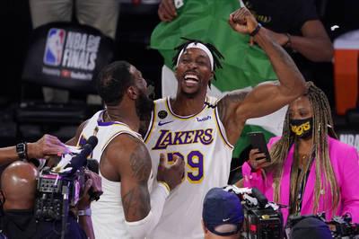 NBA》捨棄與湖人拚連霸機會   「魔獸」親揭加入七六人原因
