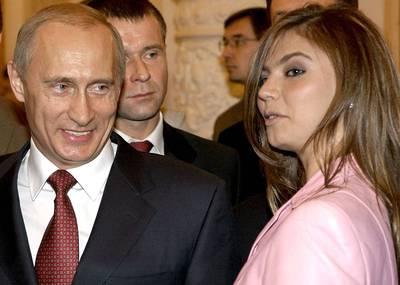 體操》俄國總統普廷情婦年薪高達3億!?體操女神成媒體大亨
