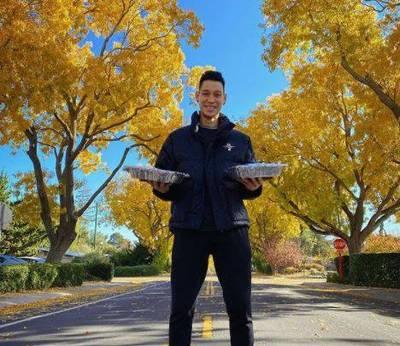 籃球》林書豪感恩節難得秀廚藝 下一步美國或中國受關注