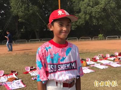 棒球》馬佑嘉接受「東園林哲瑄」外號 最愛兄弟張志豪