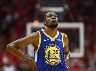 NBA》新賽季將至 籃網總管親回覆「KD」健康狀況
