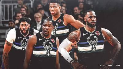NBA》要組就要組大的! 字母哥力邀3大超級球星組團爭冠