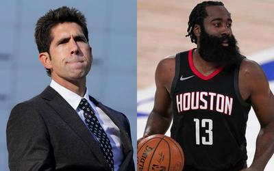 NBA》K湯受傷前曾詢價過哈登? 勇士總管說話了