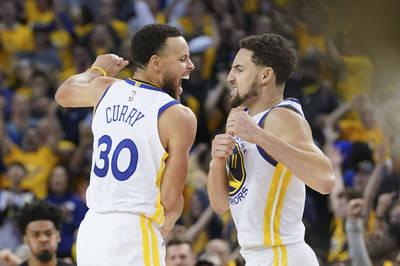 NBA》兄弟情深!對K湯有信心  柯瑞:「他不會被傷勢擊垮」