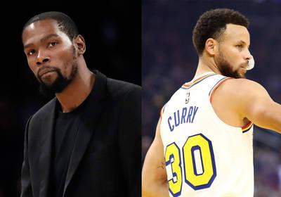 NBA》新賽季23日開打 杜蘭特將對決前東家勇士