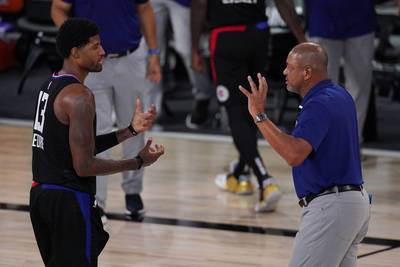 NBA》P.喬治不滿前教頭瑞佛斯  怨被當成「雷槍」艾倫使用