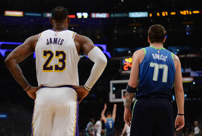 NBA》有一種愛 就叫做詹皇很想簽下「歐洲金童」東契奇