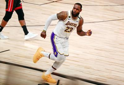 NBA》湖人2年頂薪續留「詹皇」 生涯20季將賺破百億