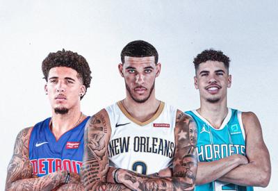 NBA》「球二哥」前進活塞 球爸實現3個兒子打NBA的願望