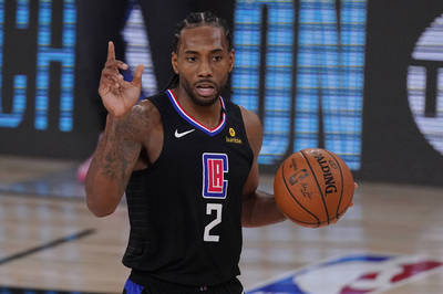 NBA》快艇雷納德遭爆為了賽前熱身 佔用女性休息室