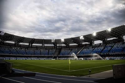 足球》更名為馬拉度納球場!義甲拿坡里主場紀念傳奇球王