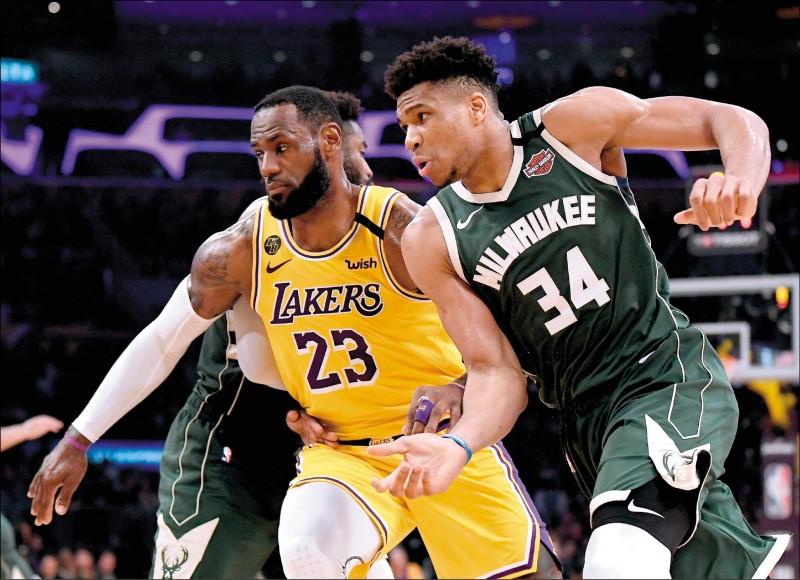 NBA重磅戲 上半季全盤點