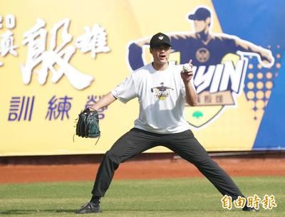棒球》「殷式訓練」針對非科班 陳偉殷有心