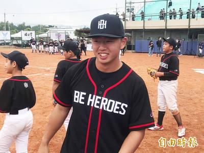 棒球》首次在訓練營當教練 鄭宗哲希望小朋友快樂打球