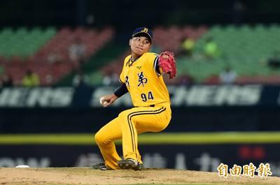 中職》最令王子燦頭痛的球員  竟然是中繼王吳俊偉