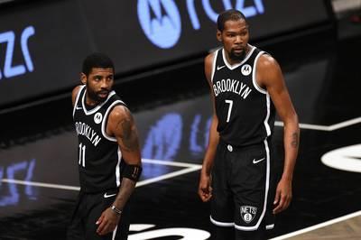 NBA》籃網厄文連3戰「個人因素」缺席   隊友杜蘭特說話了
