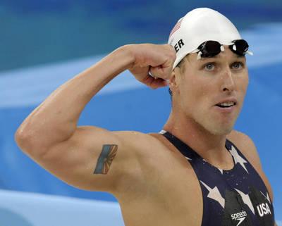游泳》FBI調查!奧運金牌得主闖國會大廈遭起訴