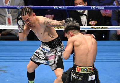 拳擊》露出刺青就遭禁賽   WBO拳王嗆:不能比賽就離開日本
