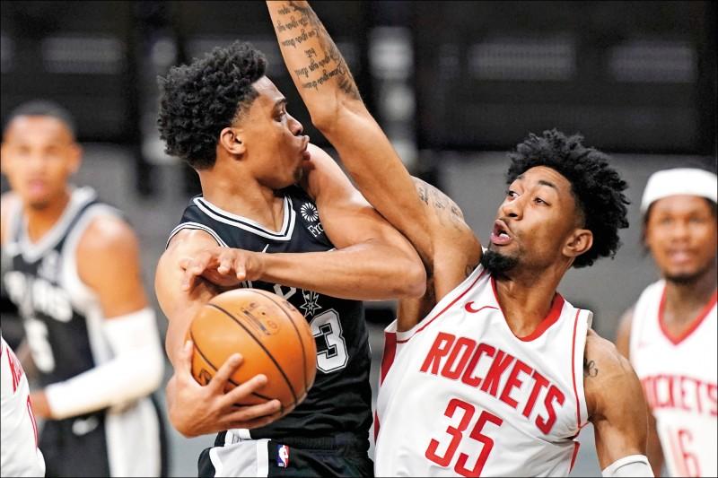 NBA》送走大鬍子 火箭贏得首勝