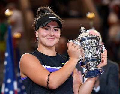 網球》阿布達比包機也傳確診!前美網冠軍安德里絲庫等23人受影響