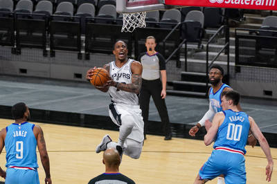 NBA》德羅森獨拿24分退火箭 馬刺主場2連戰成功復仇