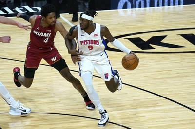 NBA》活塞締648天首次紀錄 20分差踢館熱火成功