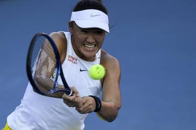 網球》中國女將王曦雨驚傳染疫!退出本屆澳網大滿貫