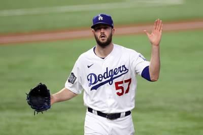 MLB》「還有事未完成」前道奇左投自曝原先會更早投靠巨人