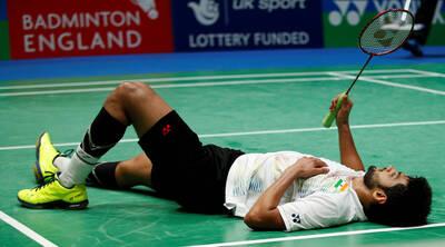 羽球》比賽還能打多久?又一印度選手確診武漢肺炎