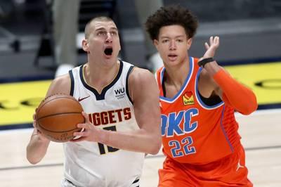 NBA》約基奇轟27分三節打卡下班  金塊主場宰雷霆