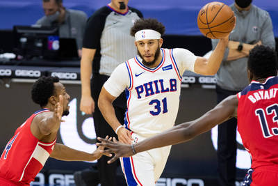 NBA》七六人明戰東部龍頭 小柯瑞肺炎康復回歸賽場