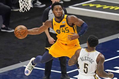 爵士多點開花  主場痛擊鵜鶘收六連勝 今日NBA戰績