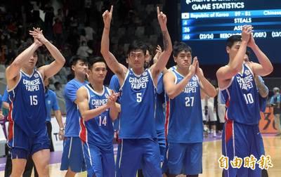 籃球》國際籃總超扯重罰惹議 台、韓、中三國都吃悶虧