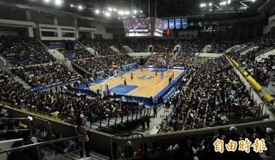 籃球》台灣國內疫情升溫 HBL、PLG等賽事暫不封館