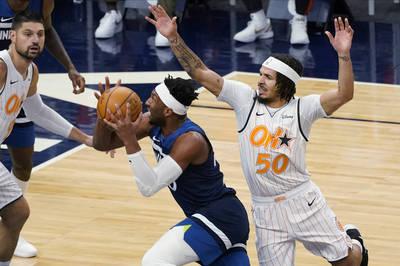 NBA》大物新秀三分絕殺當英雄 魔術氣走灰狼終結6連敗